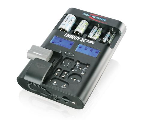 Зарядное устройство ANSMANN XC3000